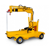 Maintenance Crane For Aeronautics
