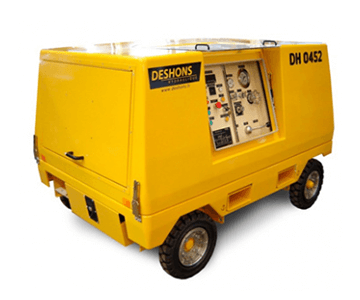 Mobile Hydraulic Cart for Business Aviation