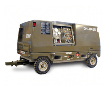 Mobile Hydraulic Cart for Military Application