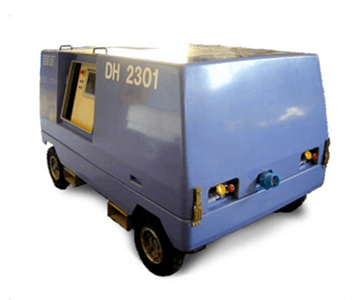 Mobile Hydraulic Cart for Helicopters