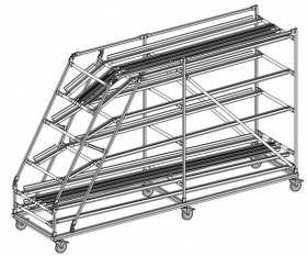 Manufacture of mechanically assembled aluminium profile systems:
